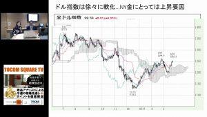 金とゴムの需給要因(ファンダメンタルズ)【TOCOM SQUARE TV 2017/03/27】